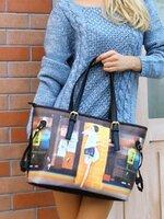 กระเป๋าแฟชั่น HOW.R.U - 011 สี Lady